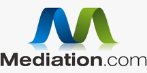 The logo of Mediation.com